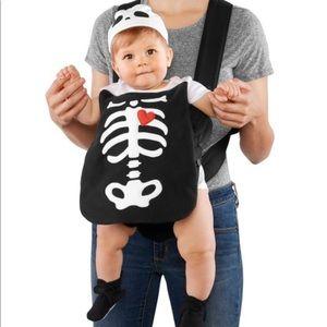 Carters- Halloween Skeleton Carrier Costume
